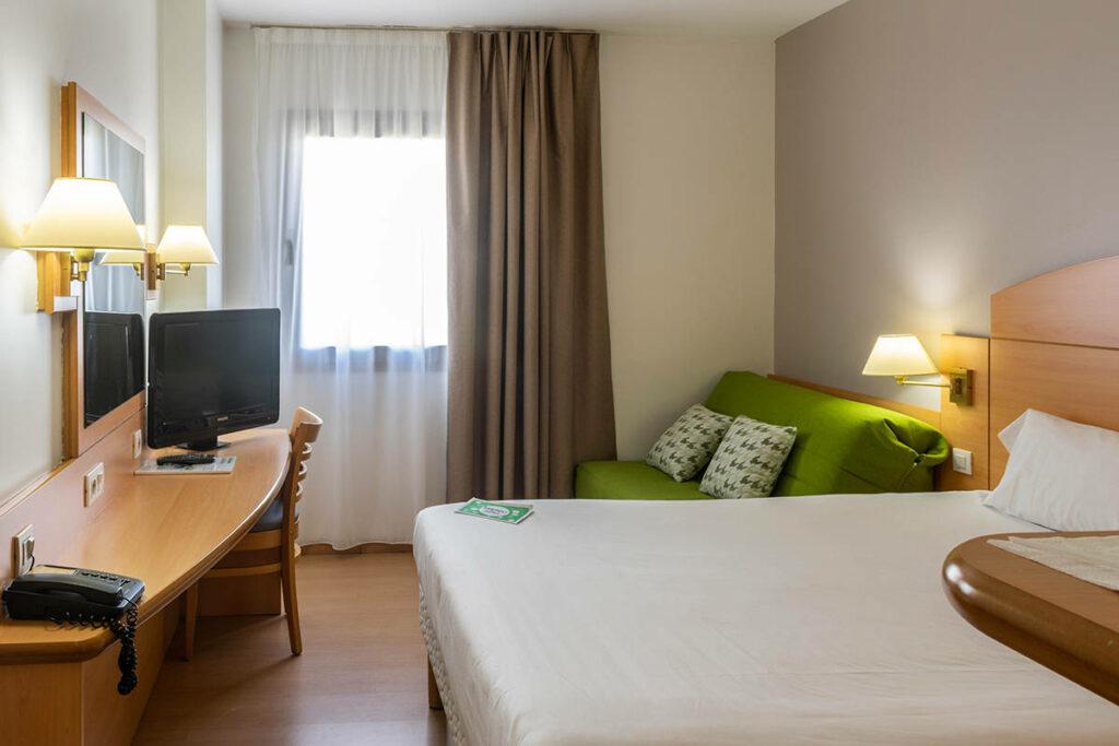 habitacion 1 cama 9