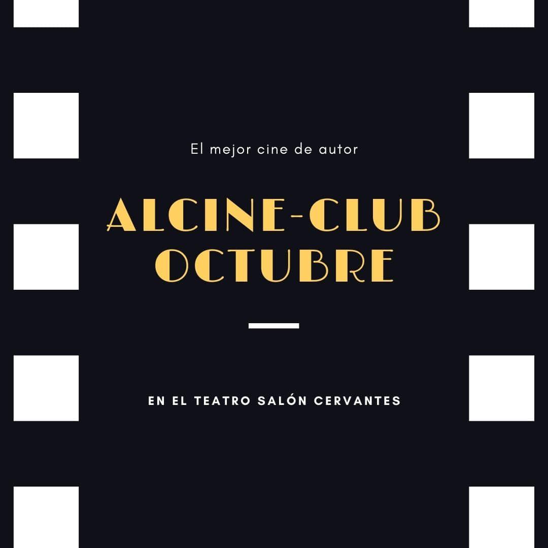 Alcine Club octubre