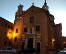 Iglesia del Convento de Agustinas Descalzas de Santa María Magdalena
