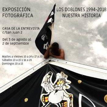 Los Doblones 1994-2018, nuestra historia