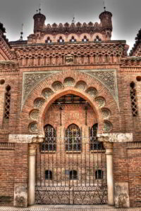 puerta palacio Laredo
